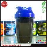 400ml Spider Shaker Bottle, Plastic Shaker Cup