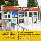 3X6m Small Outdoor Koisk Tent for Ticket Sales (hy004)