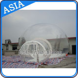 Clear Inflatable Bubble Tree Tent for Camping and Beach Sun-Set Seeing