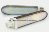 11W G24 LED Down Light with 2835SMD and Clear Cover or Frosted Cover 100-240VAC