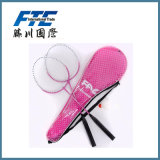 Aluminum/Craphite Customized Logo OEM Design Badminton Racket