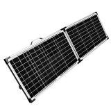 80W Folding Solar Panel for Charging 12V Battery