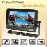 7inch Quad TFT LCD Reversing Monitor (Model: SP-737)