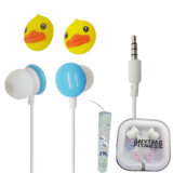 Direct Manufacturer Wired Stereo Cute Earphone for Kids