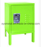 American Lock Metal Single Door Small Kids Toy Storage Cabinet