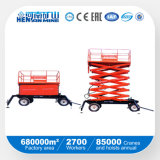 Henan Mine Sjy Type Scissor Platform