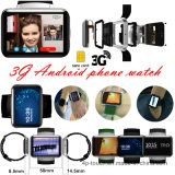 Multi Function 3G Andriod Touch Smart Watch Phone (DM98)