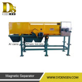 Eddy Current Separator for Pet Aluminum and Iron Cans Sorting