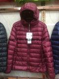 Women Light Down Jackets, Stock Jackets, Wholesale Clothing