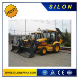 Cheapest Price Silon Brand High Quality Backhoe Loader (Xt870)