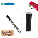 Newest Buttonless Disposable E Cig Empty Cbd Oil Cartridge