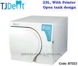 23L LCD Display Secure Dental Autoclave with Printer (BTD23)