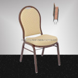 Stacking Aluminum Restaurant Wedding Banquet Hotel Chair (XYM-L18)