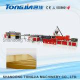 PVC Wood Plastic Construction Framework Panel Machine