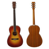China Hot Sale Handmade Acoustic Travel Guitar (MG02SM)