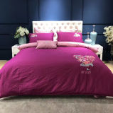 Bedroom Wholesale Cotton Embroidery Bedding