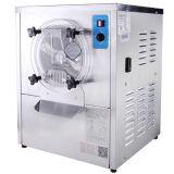 Stainless Steel Desktop Ice Cream Maker with Import Compressor