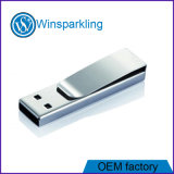Metal Clip USB Flash Memory USB