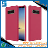 China Product Customized Silicone Phone Case for Samsung S8 Plus