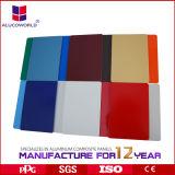 Alucoworld Best Quality PVDF Aluminium Composite Material
