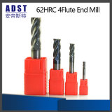 Spiral Single One Flute Milling Cutter for Aluminum Processing
