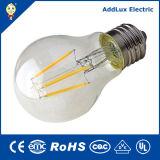 Cool White 5W E27 Transparent Glass Cover LED Filament Bulb