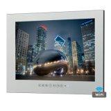 "Smart Magic Mirror 22""Inch TV Mirror LCD Player Sauna Room Waterproof Shower Android WiFi TV"