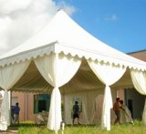 Outdoor Party Event Tent Leisure Pagoda Tent for Exhibition