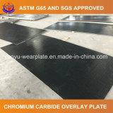 Chromium Carbide Alloy Coated Steel Plate