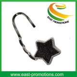 Promotion Gift Fashion Metal Foldable Purse Holder Bag Hanger