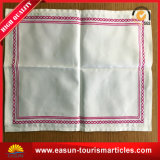 Customized Embroidery Restaurant Cloth Napkins