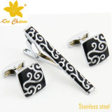 Tieclip-005 Factory Supply Made Stainless Steel China Novelty Tie Tacks
