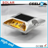 Color Solar Amber Road Studs / Solar Road Marker / Cat Eye