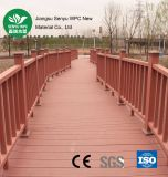 Outdoor Plastic Wood WPC Fencing Railing