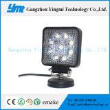 Car Accessory LED Light Epistar 27W LED Work Lamps