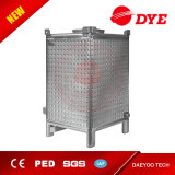 Made in China Stainless Steel Tank, Storage Water Tank, Rectangular Beer Fermentation Tank