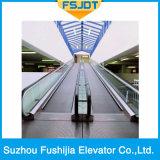 sidewalk & escalator