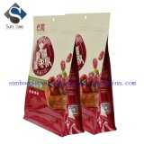 UV Print Resealable 8-Side Seal Aluminium Foil Food Packing Bag