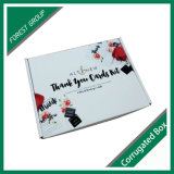 Custom Size and Printing Corrugated Clothes Box