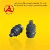 Carrier Roller for Sany Excavator Parts From China