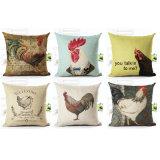 Animal Printed Transfer Bedroom Home Decorative Throw Cushion Pillow