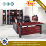 Hot Sell Mahogany Color MDF CEO Executive Office Desk (HX-D005)