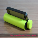 Mini Portable 2800mAh Bluetooth Speaker Power Bank with Holder