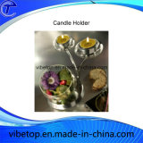 Creative Zinc Alloy Metal Candle Holder