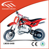 49cc Two Stroke, Single-Cylinder, Air Cooled Dirt Bike