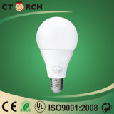 Ctorch Indoor LED A80 15W Lamp with Ce RoHS UL Approval Plastics and Alumunum Body