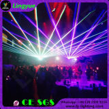 1W 2W Full Color RGB Animation Laser Show System