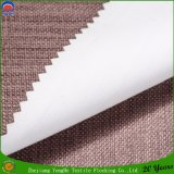Hotel Use Woven Coating Waterproof Fr Polyester Blackout Curtain Fabric