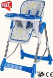 European Standard High Quality Plastic Baby High Chair (CA-HC003)