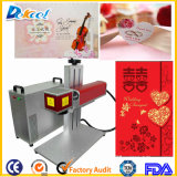 CNC CO2 Laser Marker for Wedding Card Sale